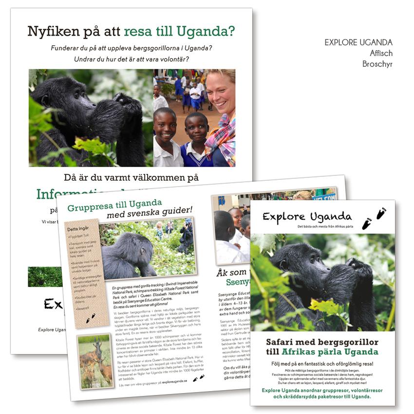 ampmform Explore Uganda